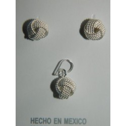 Juego de nudito diamantado 2 circular