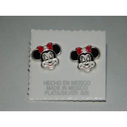 Broqueles de Minnie Mouse