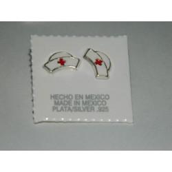 Broquel de gorritos de enfermera