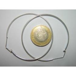 Arrac. lisas de 6.8 cm | 4.7 gr circ.